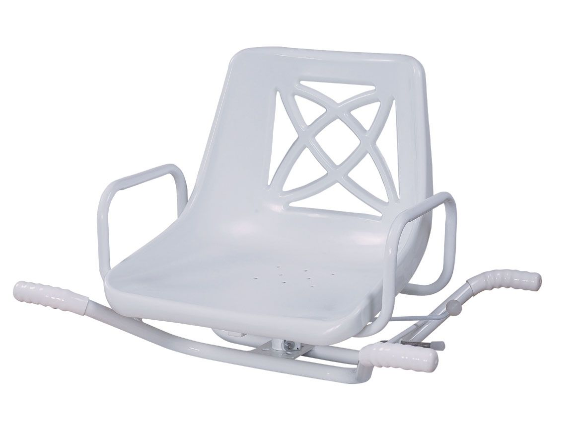 Breezy - Swivel Shower Chair | Wheelchairs & Stuff